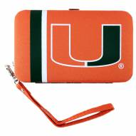 Miami Hurricanes Smart Wristlet Purse