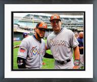 Miami Marlins 2014 MLB All-Star Game Framed Photo