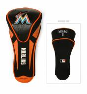 Miami Marlins Apex Golf Driver Headcover
