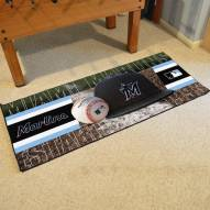 Miami Marlins Baseball Runner Rug