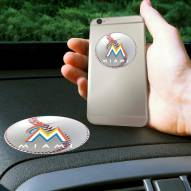 Miami Marlins Cell Phone Grips - 2 Pack