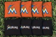 Miami Marlins Cornhole Bag Set