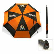Miami Marlins Golf Umbrella