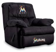 Miami Marlins Home Team Recliner