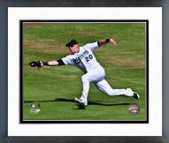 Miami Marlins Logan Morrison Framed Photo
