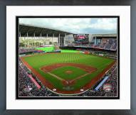 Miami Marlins Marlins Park 2015 Framed Photo