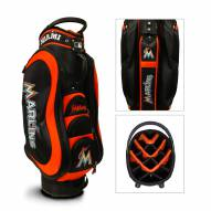 Miami Marlins Medalist Cart Golf Bag