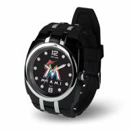 Miami Marlins Men's Crusher Watch