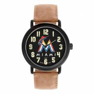 Miami Marlins Men's Throwback Watch