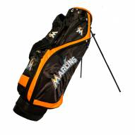 Miami Marlins Nassau Stand Golf Bag