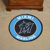 Miami Marlins Rounded Mat