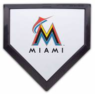 Miami Marlins Schutt MLB Mini Home Plate