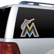 Miami Marlins Window Film