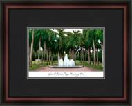 University of Miami Academic Framed Lithograph