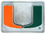 Miami Hurricanes NCAA Hitch Cover