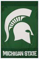 "Michigan State Spartans 28"" x 40"" Banner Flag"