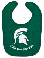 Michigan State Spartans All Pro Little Fan Baby Bib