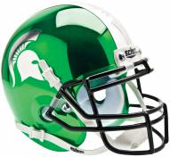 Michigan State Spartans Alternate 2 Schutt Mini Football Helmet