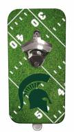 Michigan State Spartans Clink 'N Drink Bottle Opener