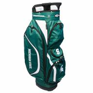 Michigan State Spartans Clubhouse Golf Cart Bag