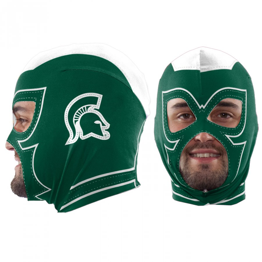 Michigan State Spartans Fan Mask