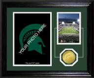 "Michigan State Spartans ""Fan Memories"" Desktop Photo Mint"