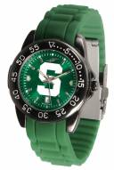 Michigan State Spartans Fantom Sport Silicone Men's Watch