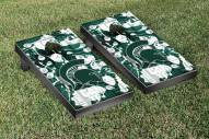 Michigan State Spartans Fight Song Cornhole Game Set