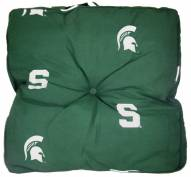 Michigan State Spartans Floor Pillow