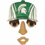 Michigan State Spartans Forest Face