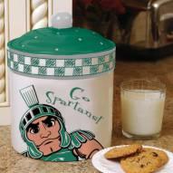 Michigan State Spartans Gameday Cookie Jar