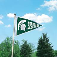 Michigan State Spartans Giant Pennant Flag