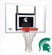 Michigan State Spartans Goalsetter Junior Wall Mount Basketball Hoop