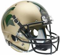 Michigan State Spartans Gold Schutt XP Replica Full Size Football Helmet