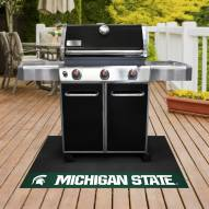 Michigan State Spartans Grill Mat