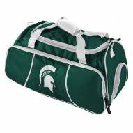 Michigan State Spartans Gym Duffle Bag
