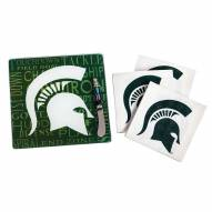 Michigan State Spartans It's a Party Gift Set