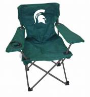 Michigan State Spartans Kids Tailgating Chair