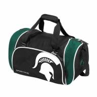 Michigan State Spartans Locker Duffle Bag