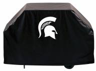 Michigan State Spartans Logo Grill Cover