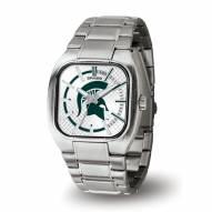Michigan State Spartans Men's Turbo Watch