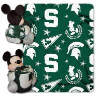 Michigan State Spartans Mickey Mouse Hugger