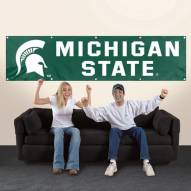 Michigan State Spartans NCAA 8' Banner