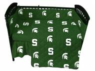 Michigan State Spartans NCAA Baby Crib Set