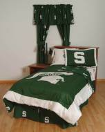 Michigan State Spartans NCAA Bed in a Bag