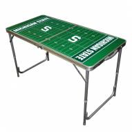 Michigan State Spartans Outdoor Folding Table