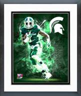 Michigan State Spartans Player Composite Framed Photo