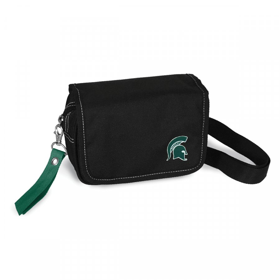 Michigan State Spartans Ribbon Waist Pack Purse