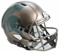 Michigan State Spartans Riddell Speed Replica Football Helmet
