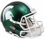 Michigan State Spartans Riddell Speed Replica Satin Football Helmet